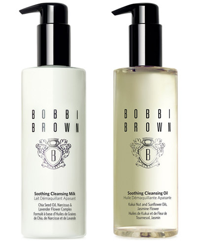Bobbi Brown Soothing Cleansing Milk Collection