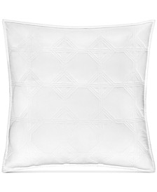 Basic Cane Quilted European Sham, Created for Macy's