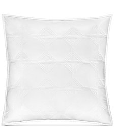 Hotel Collection Basic Cane Quilted European Sham, Created for Macy's