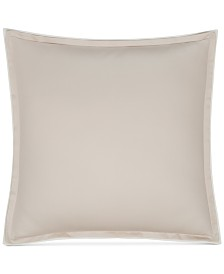 CLOSEOUT! Hotel Collection  Contrast Flange European Sham, Created for Macy's