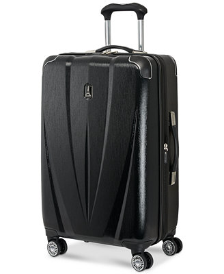"""Pathways 25"""" Expandable Spinner Suitcase, Created For Macy's by Travelpro"""