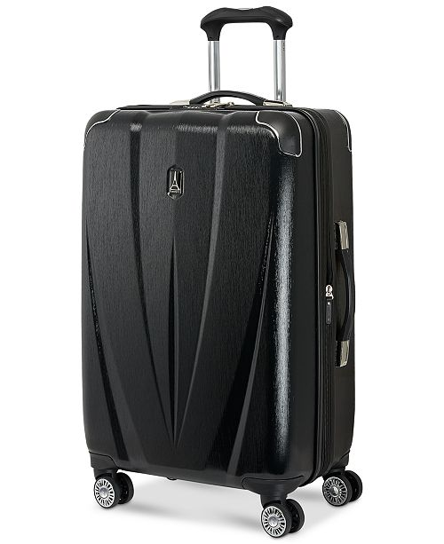 "Travelpro CLOSEOUT! Pathways 25"" Expandable Spinner Suitcase, Created for Macy's"