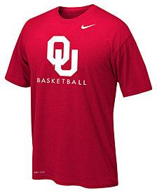 Nike Oklahoma Sooners Basketball Legend Logo T-Shirt, Big Boys (8-20)