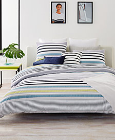 Lacoste Home Antibes Cotton Twin/Twin XL Duvet Cover Set