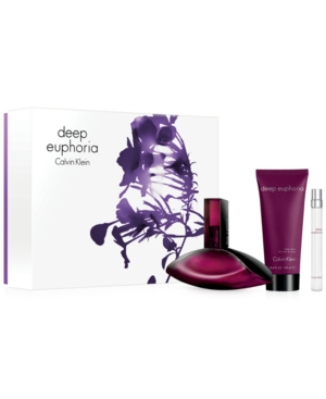 Calvin Klein 3-Pc. deep euphoria Gift Set