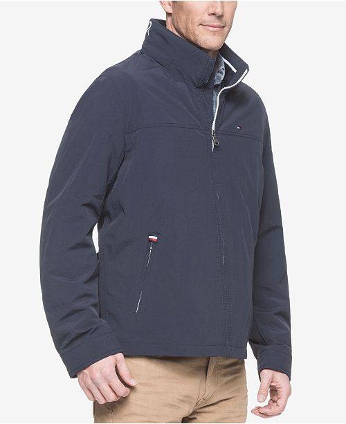 Tommy Hilfiger. Men s Lightweight Taslan Jacket. 8 reviews. 2 Questions   2  Answers. Everyday Value.  69.98. main image  main image  main image ... dc2af48053
