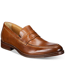 Johnston & Murphy Men's Garner Penny Loafers