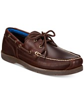 21d21ae69547c9 Timberland Men s Piper Cove Leather Boat Shoes