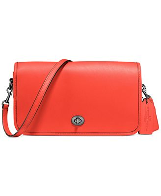 coach factory outlet coupon code c2uj  COACH Turnlock Crossbody in Glovetanned Leather