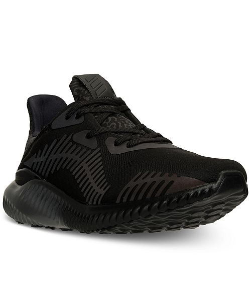 ee817b1e7387e adidas Men s AlphaBounce Xeno Running Sneakers from Finish Line ...