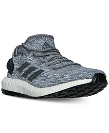 adidas Men's Pure Boost Running Sneakers from Finish Line