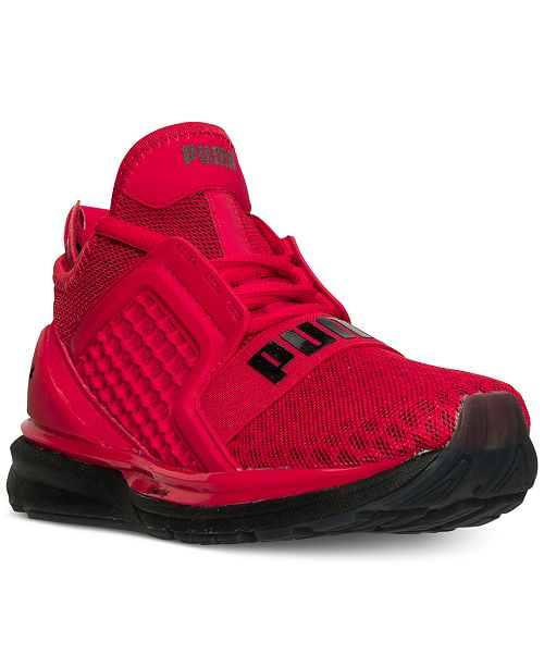 7e80c3f5cd80 Puma Boys  Ignite Limitless Casual Sneakers from Finish Line ...