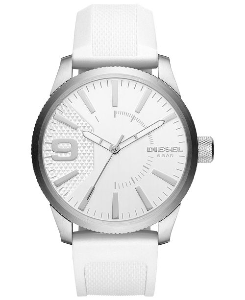 s dp watch watches strap men white silicone mens l lacoste com amazon