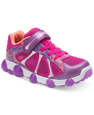 stride rite leepz light up summer sneakers toddler