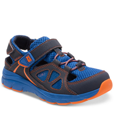 Stride Rite M2p Scout Sandals Toddler Little Boys 4 5 3 Shoes Kids Baby Macy 39 S