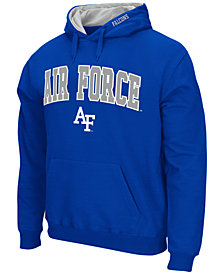 Colosseum Men's Air Force Falcons Arch Logo Hoodie
