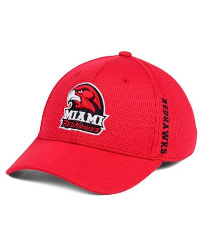 Top of the World Miami (Ohio) Redhawks Booster Cap
