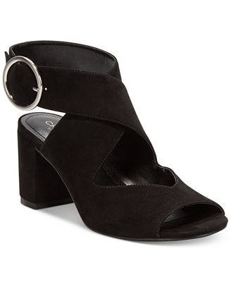 CHARLES by Charles David Kali Block-Heel Sandals