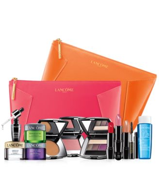 NEW! Customize your FREE 7-Pc. gift with any $35 Lancôme purchase ...