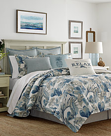 CLOSEOUT! Tommy Bahama Home Raw Coast Bedding Collection