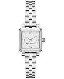 Marc Jacobs Women's Vic Stainless Steel Bracelet Watch 20mm MJ3529