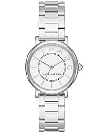 Marc Jacobs Women's Roxy Stainless Steel Bracelet Watch 28mm MJ3525