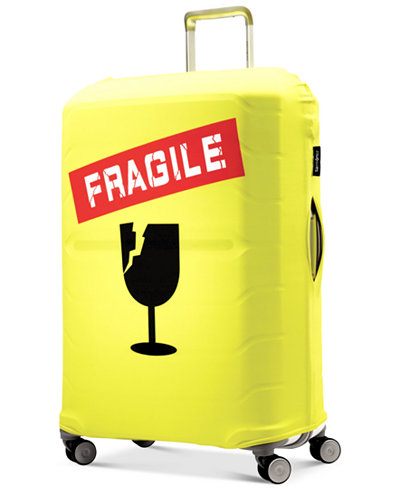 Samsonite Fragile Large Luggage Cover - Travel Accessories ...