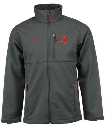 Columbia Men's Alabama Crimson Tide Ascender Softshell Jacket