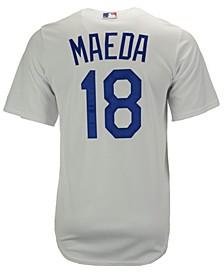 Kenta Maeda Los Angeles Dodgers Player Replica CB Jersey, Big Boys (8-20)