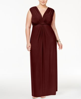 Maxi dresses plus size on sale very cheap