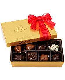 Godiva 8-Pc. Gold Gift Box