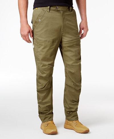G-Star RAW Men's Rackam Slim-Fit Tapered Cargo Pants - Pants - Men ...