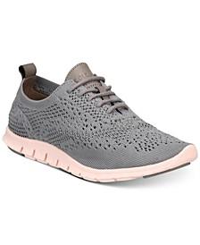 Women's Zerøgrand StitchLite Oxford Sneakers