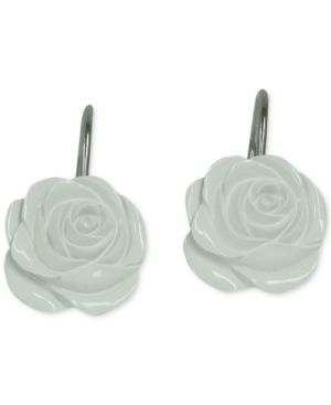 Jessica Simpson Ellie Shower Hooks Bedding thumbnail