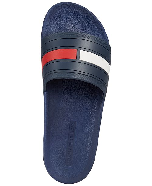 1d88461217141 ... Tommy Hilfiger Men s Elwood Slide Sandals