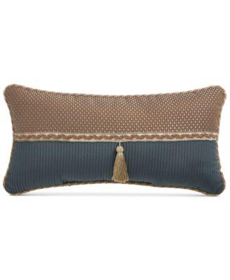 """CLOSEOUT! Cadeau 22"""" x 11"""" Boudoir Decorative Pillow"""