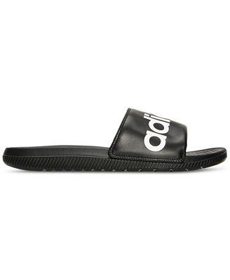 adidas uomini voloomix slide sandali dal traguardo traguardo