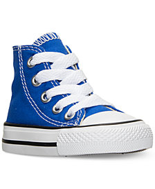 Converse Toddler Boys' Chuck Taylor All Star High Top Casual Sneakers from Finish Line