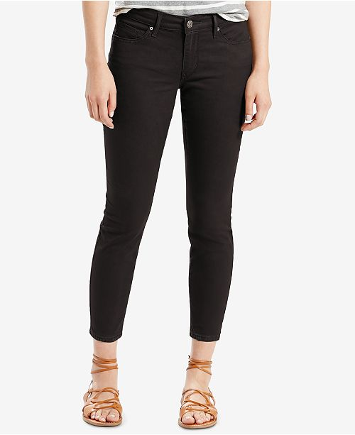 704e8da8214c Levi's 711 Skinny Ankle Jeans & Reviews - Jeans - Women - Macy's