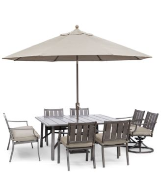Wayland Outdoor Dining Collection, with Sunbrella® Cushions, Created for  Macy\'s