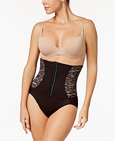 Women's  Firm Foundations Waist-Nipping Shaper Brief DM5003