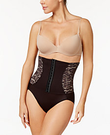 Maidenform Women's  Firm Foundations Waist-Nipping Shaper Brief DM5003