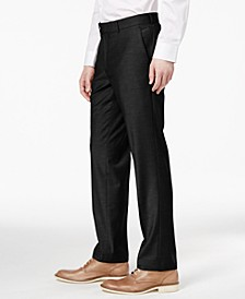 Men's Slim-Fit Stretch Wrinkle-Resistant Dress Pants, Created for Macy's