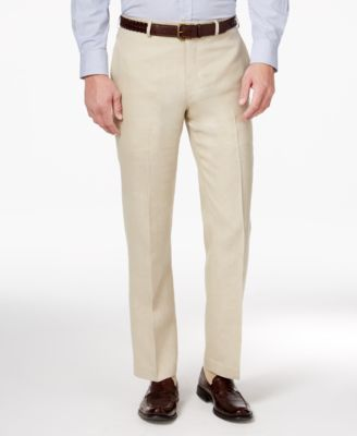 Mens Linen Dress Pants WR0M3Sk4