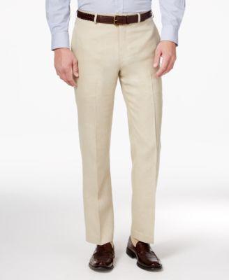 Mens Linen Dress Pants WR0M3Sk4