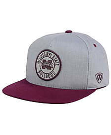 Top of the World Mississippi State Bulldogs Illin Snapback Cap