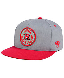 Top of the World Rutgers Scarlet Knights Illin Snapback Cap