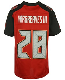 Nike Vernon Hargreaves III Tampa Bay Buccaneers Game Jersey, Big Boys (8-20)