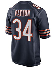 Men's Walter Payton Chicago Bears Retired Game Jersey