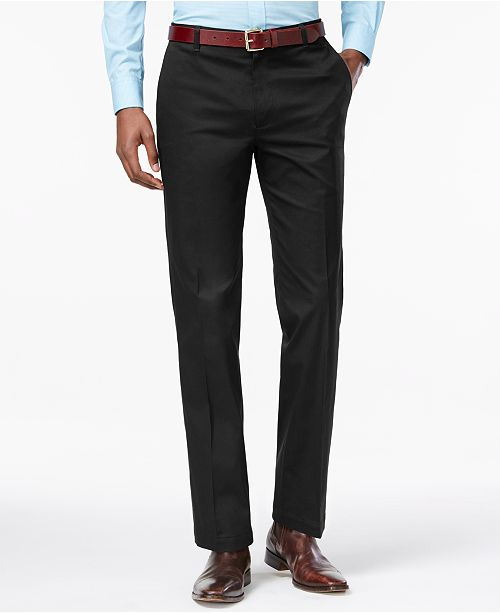 INC International Concepts INC Men's Stretch Slim-Fit Pants, Created for Macy's